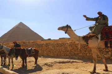 Tagesausflug Hurghada Kairo