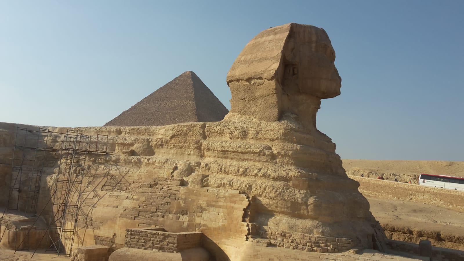 Ab El Quseir nach Kairo mit dem Flugzeug 2 tägiger Ausflug