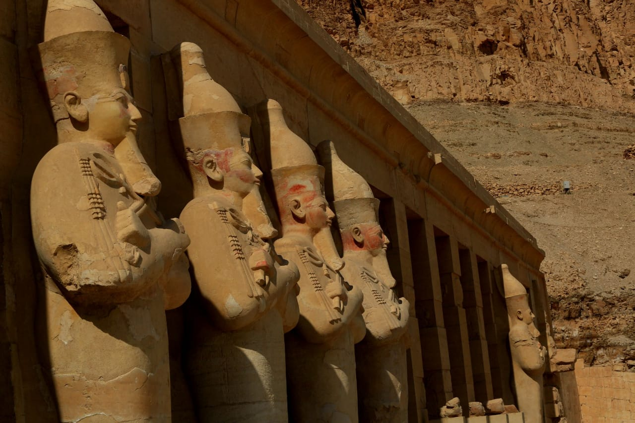Marsa Alam nach Luxor