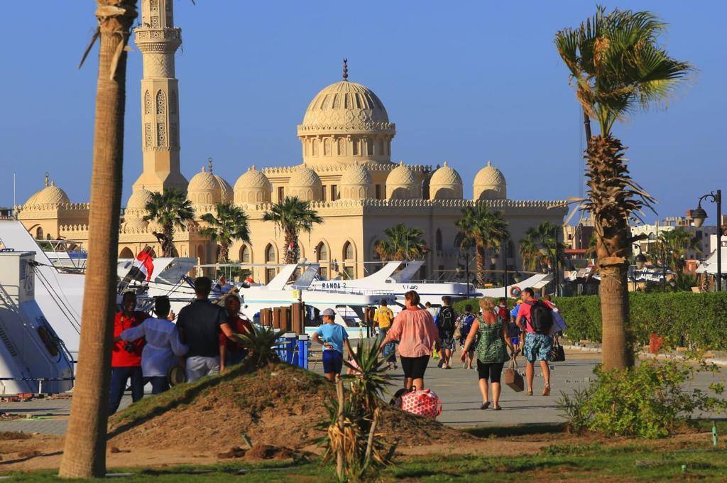 Hurghada Stadtrundfahrt ab Safaga Hafen