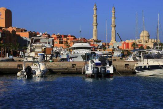 Hurghada Sehenwürdigkeiten und Sightseeing