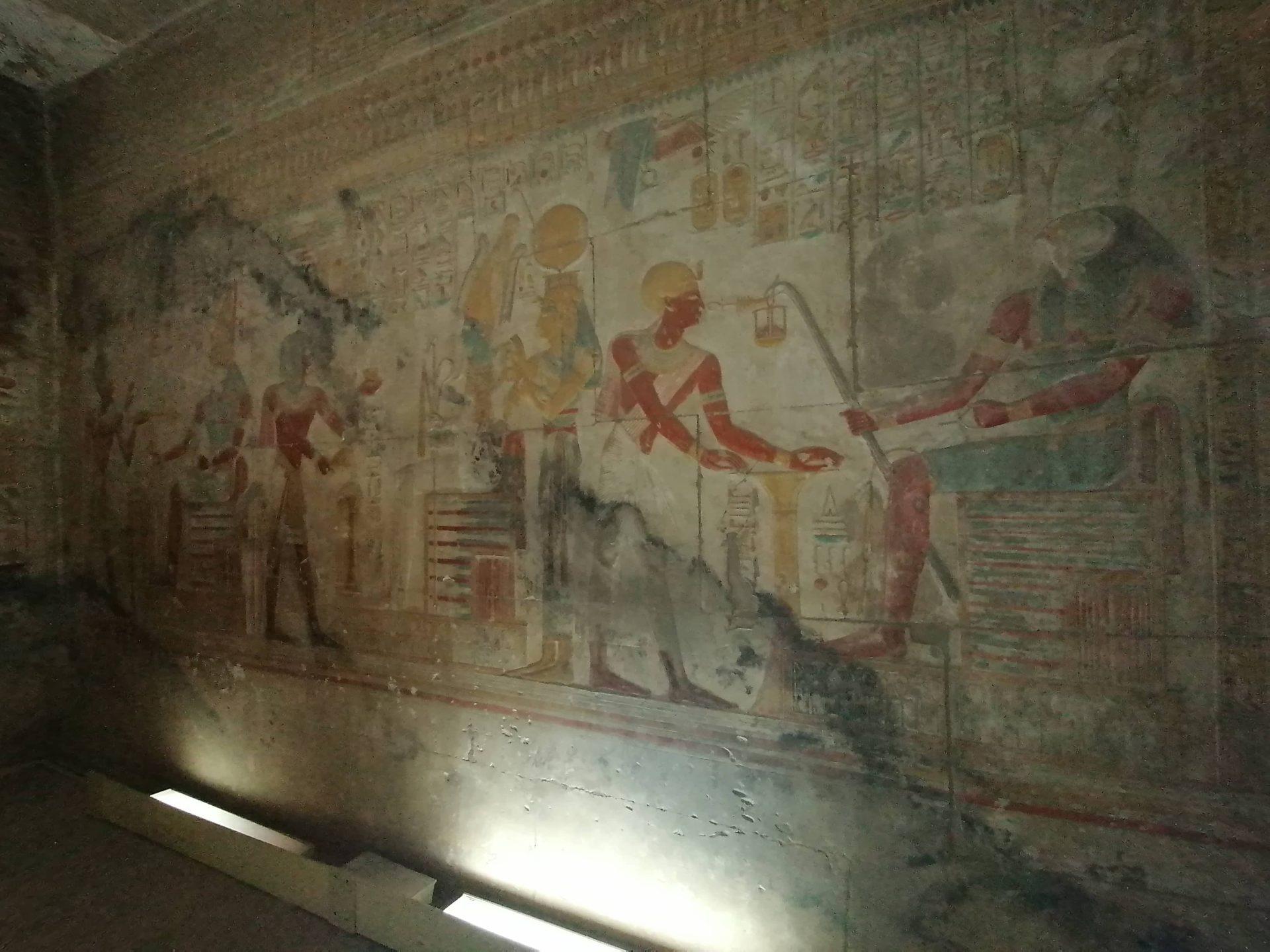 Ab El Quseir nach Dendera und Abydos Tagestour