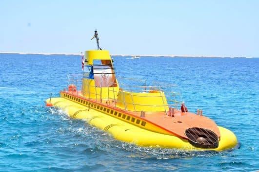 U-Boot hurghada sindbad Submarine