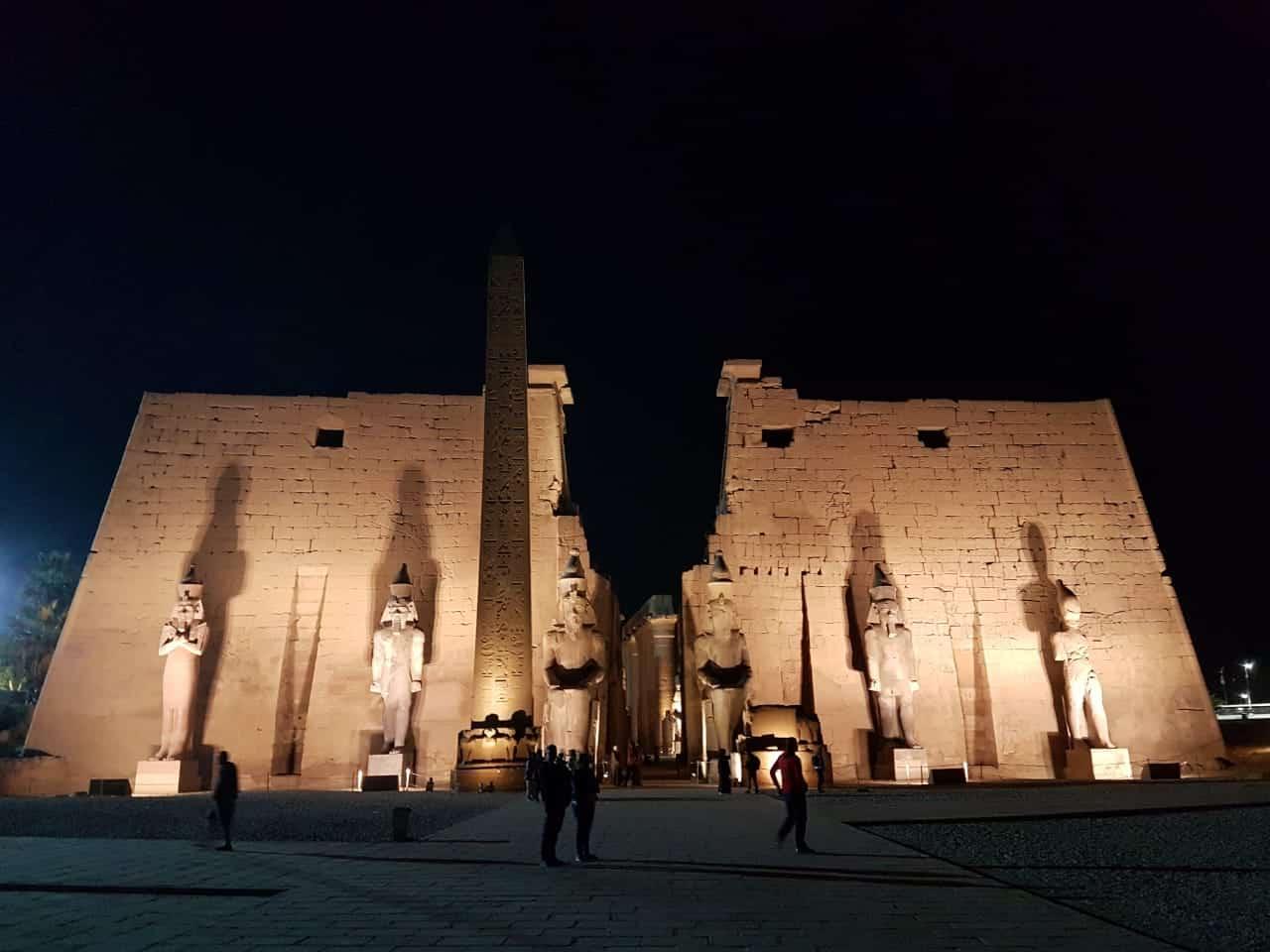 Zwei Tagesausflug nach Luxor