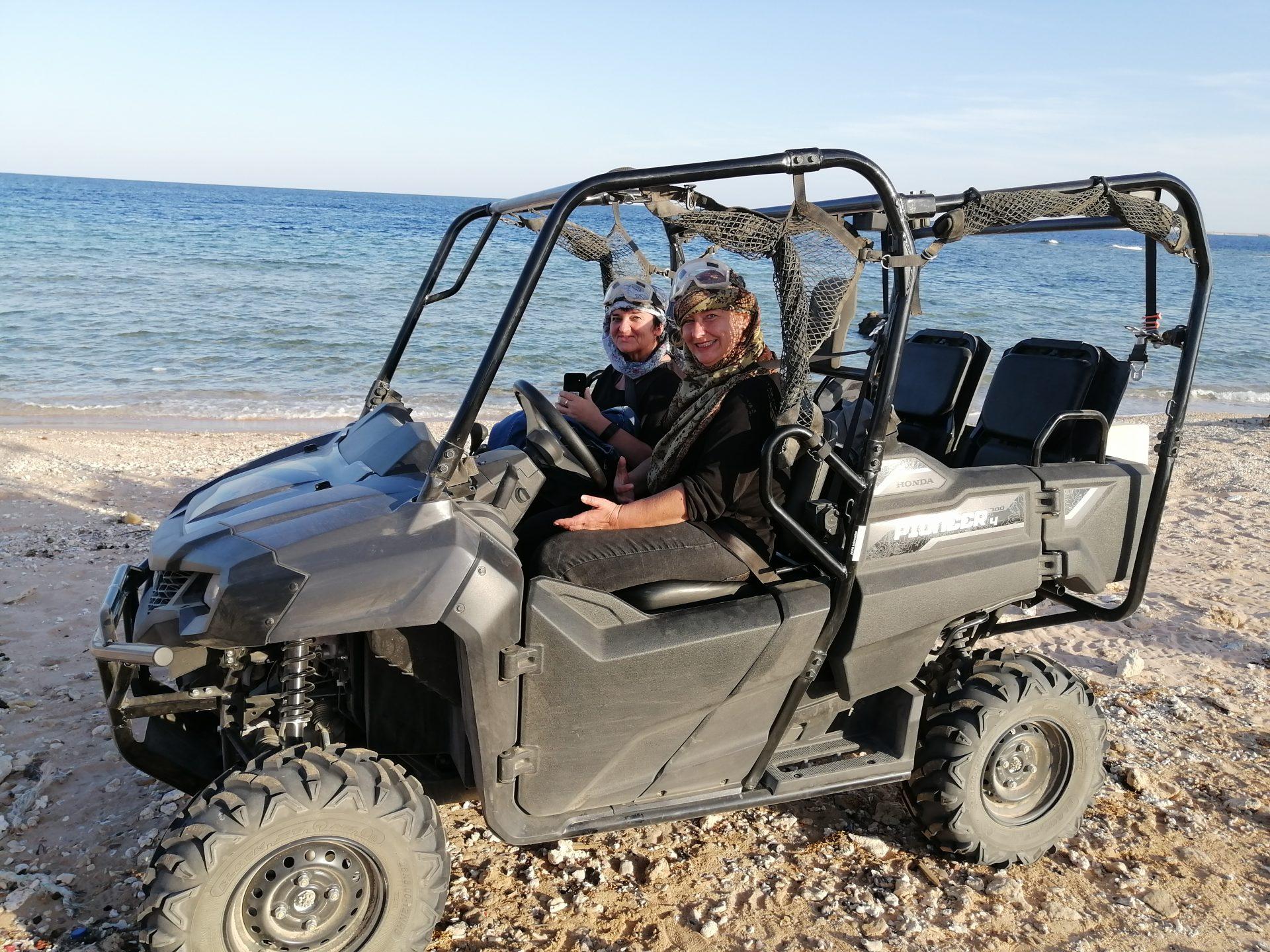 Buggy Tour | Berge und Meer
