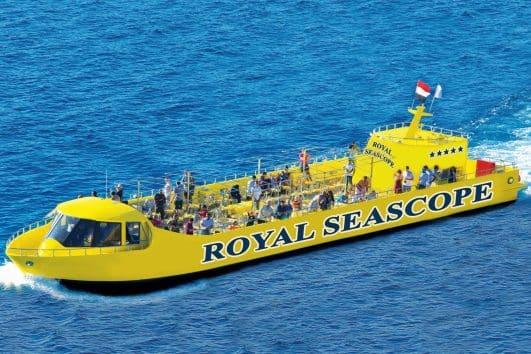 Glasbodenboot Hurghada