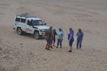 WüstenSafari mt dem Jeep und Quad