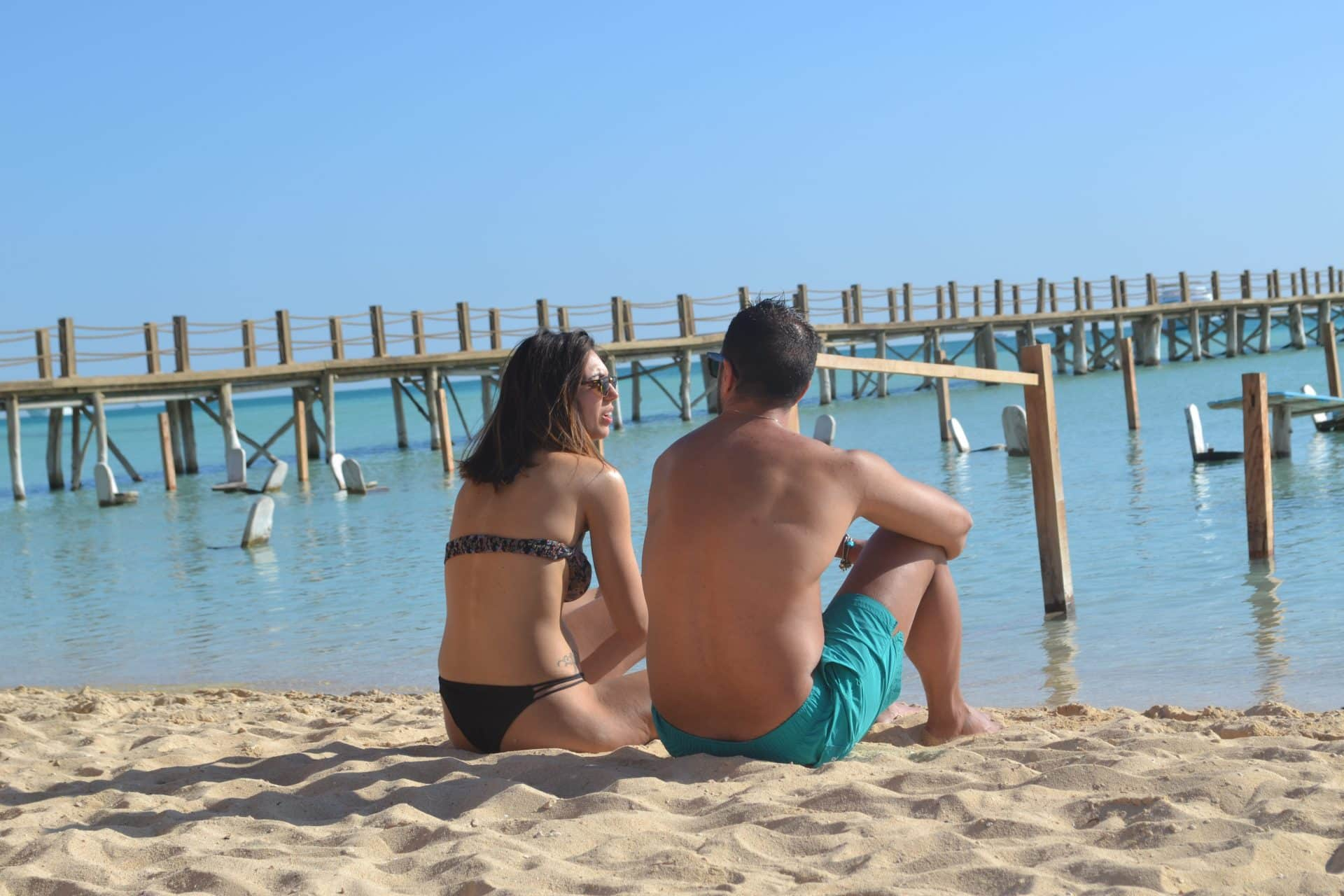 Orange Bay insel Ausflug