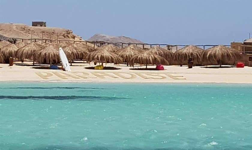 Schnorcheltour zur Paradise Insel