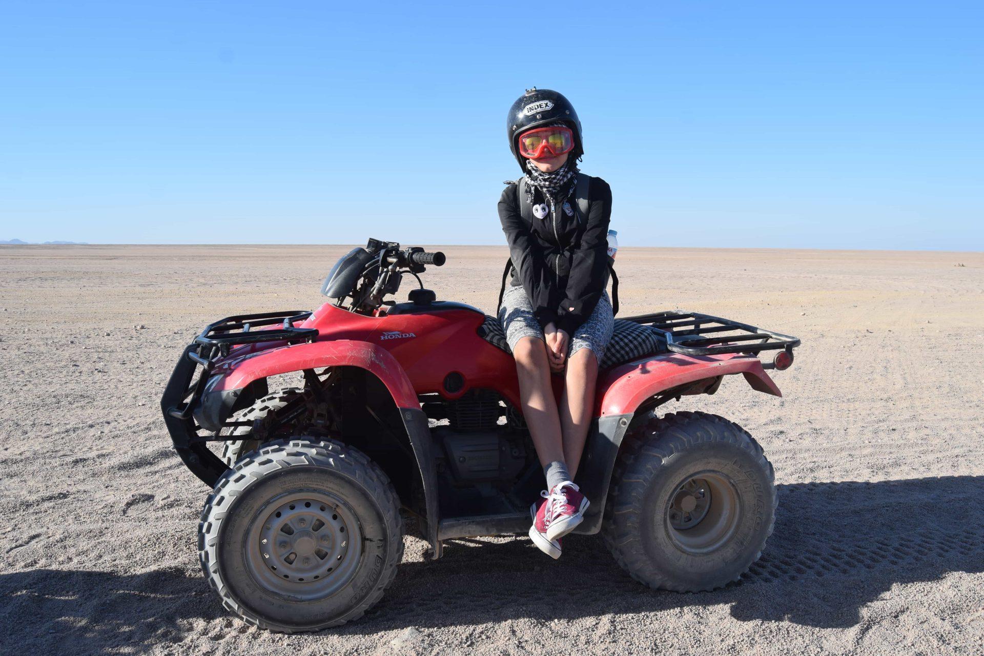 Private Quad Tour Hurghada