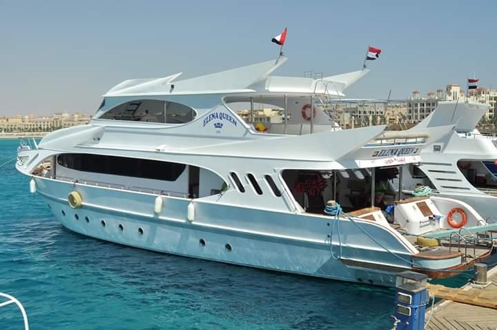 Elite Schnorchel Tour mit der Yacht in Sahl Hasheesh