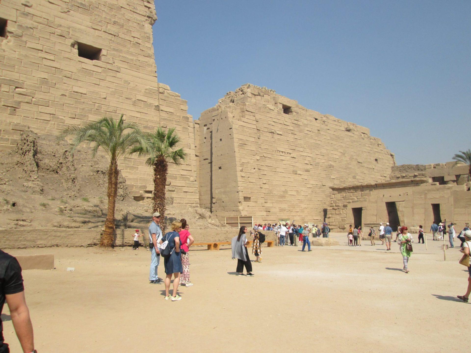 Tagesausflug von Hurghada nach Luxor&ins Tal der Könige I Kleingruppe