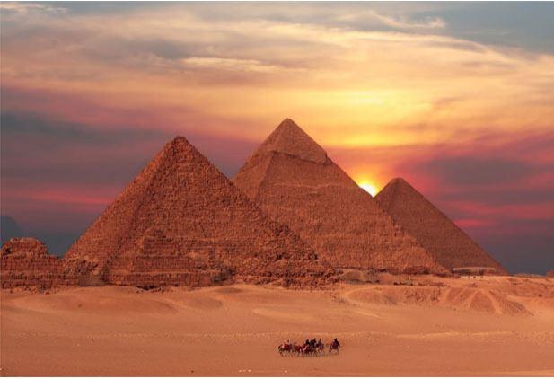 Hurghada Ausflüge zu den Pyramiden
