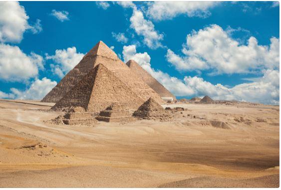 Pyramiden von Gizeh Tour